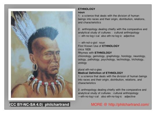 """""""Ethnology."""" Merriam-Webster.com. Merriam-Webster, n.d. Web. 12 Aug. 2014. ."""