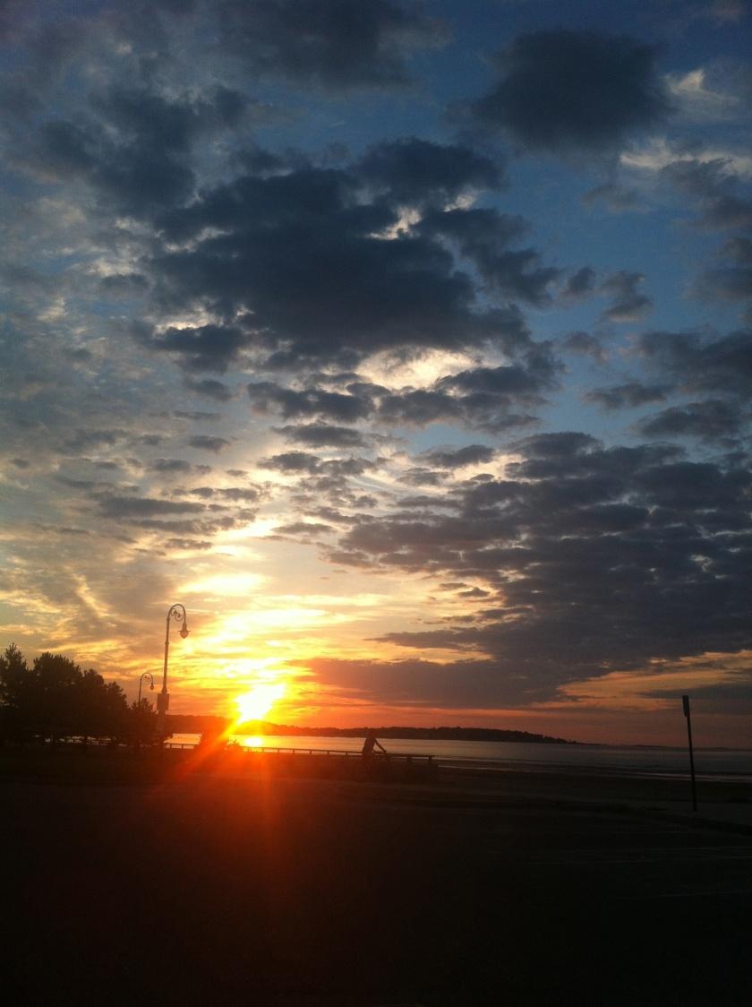 Nahant Sunrise, MA